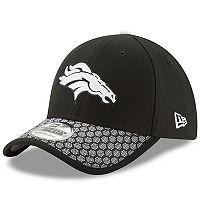 Adult New Era Denver Broncos 39THIRTY Sideline Flex-Fit Cap