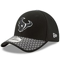 Adult New Era Houston Texans 39THIRTY Sideline Flex-Fit Cap