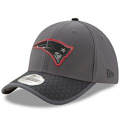 Adult New Era New England Patriots 39THIRTY Sideline Flex-Fit Cap