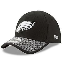 Adult New Era Philadelphia Eagles 39THIRTY Sideline Flex-Fit Cap