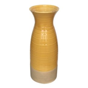SONOMA Goods for Life? Tall Yellow Vase