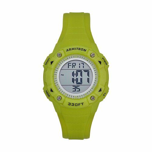 Armitron Unisex Sport Digital Chronograph Watch