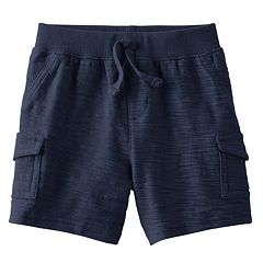 Boys 4-10 Jumping Beans® Slubbed Cargo Shorts