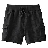Boys 4-10 Jumping Beans® Slubbed Cargo Shorts