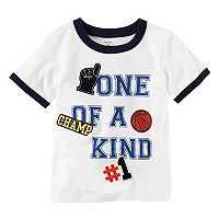Toddler Boy Carter's One of a Kind Tee