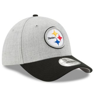 Adult New Era Pittsburgh Steelers 39THIRTY Change Up Redux Flex-Fit Cap