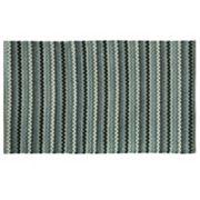 Bacova Brendan Textured Stripe Rug