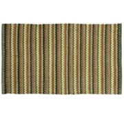 Bacova Brendan Textured Stripe Rug