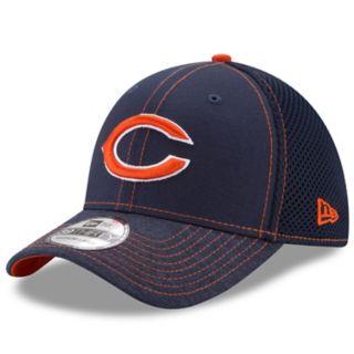 Adult New Era Chicago Bears 39THIRTY Shadow Burst Flex-Fit Cap