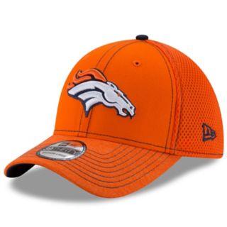 Adult New Era Denver Broncos 39THIRTY Shadow Burst Flex-Fit Cap
