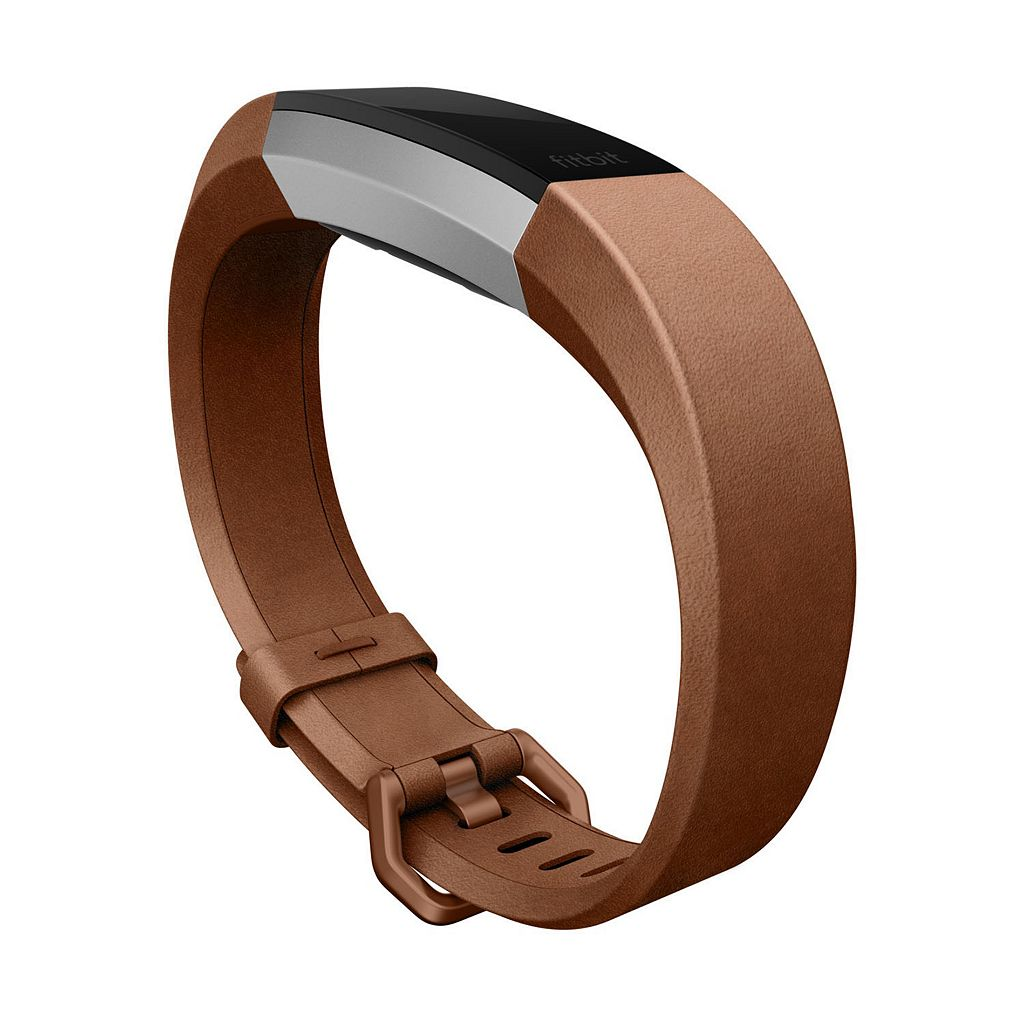 Fitbit Alta HR Leather Band