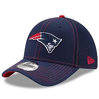 Adult New Era New England Patriots 39THIRTY Shadow Burst Flex-Fit Cap
