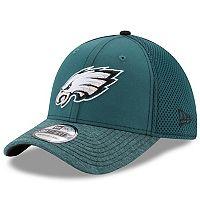 Adult New Era Philadelphia Eagles 39THIRTY Shadow Burst Flex-Fit Cap
