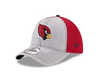 Adult New Era Arizona Cardinals 39THIRTY Heather Neo Fitted Cap