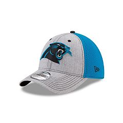 Adult New Era Carolina Panthers 39THIRTY Heather Neo Fitted Cap