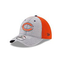 Adult New Era Chicago Bears 39THIRTY Heather Neo Fitted Cap