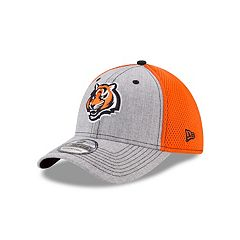 Adult New Era Cincinnati Bengals 39THIRTY Heather Neo Fitted Cap