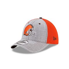 Adult New Era Cleveland Browns 39THIRTY Heather Neo Fitted Cap