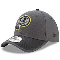 Adult New Era Washington Redskins 39THIRTY Sideline Flex-Fit Cap