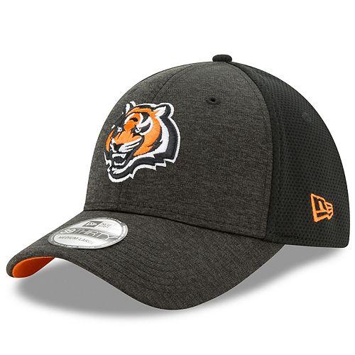promo code 96ba8 e1147 Adult New Era Cincinnati Bengals 39THIRTY Shadow Team 2 Cap