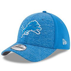 Adult New Era Detroit Lions 39THIRTY Shadow Team 2 Cap
