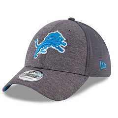 Adult New Era Detroit Lions 39THIRTY Shadow Team 2 Cap