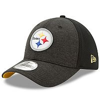 Adult New Era Pittsburgh Steelers 39THIRTY Shadow Team 2 Cap