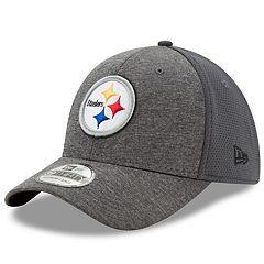 Adult New Era Pittsburgh Steelers 39THIRTY Shadow Team 2 Cap