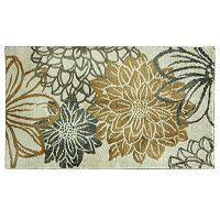 Bacova Cashion Garden Floral Rug