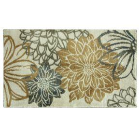 Bacova Cashion Garden Floral Rug