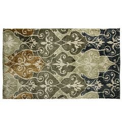 Bacova Cashion Newbury Floral Rug
