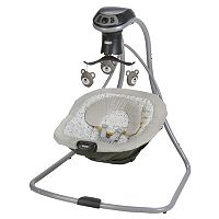 Graco Simple Sway LX with Multi-Direction Baby Swing