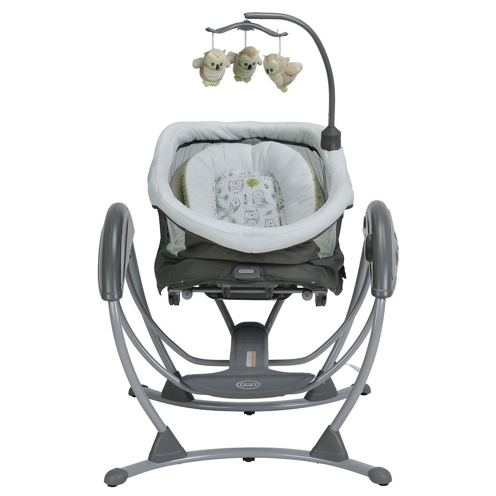 Graco DreamGlider Gliding Swing & Sleeper Baby Swing
