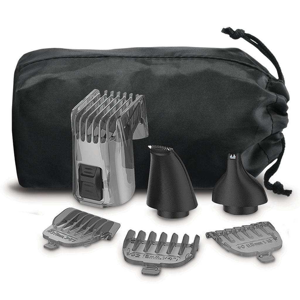 Remington Lithium 8-in-1 Grooming Kit