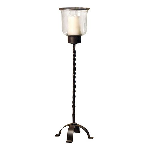Pomeroy Willow 42-in. Hurricane Candle Holder