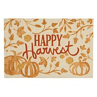 Celebrate Fall Together ''Happy Harvest'' Rug - 20'' x 30''