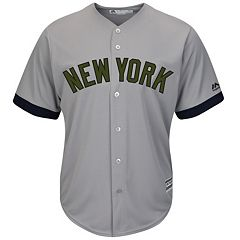 Men's Majestic New York Yankees Memorial Day Replica Jersey