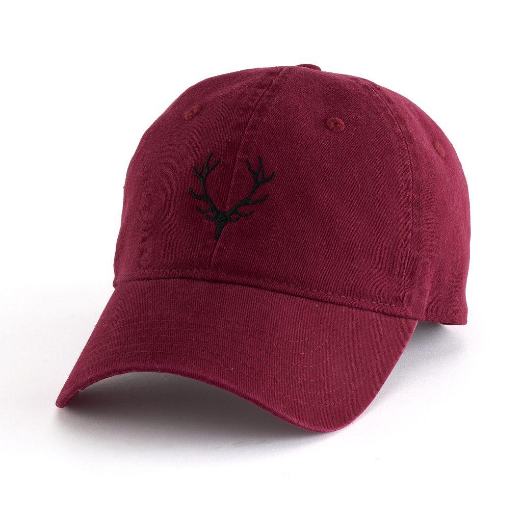 Men's Dad Hat Embroidered Patch Adjustable Cap