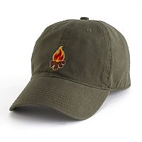 Men's Dad Hat Embroidered Patch Adjustable Cap
