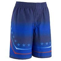 Boys 4-7 Under Armour Patriotic Volleyball Shorts