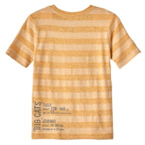 Boys 4-7x SONOMA Goods for Life? Endangered Animal Striped Tee