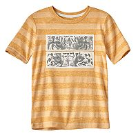 Boys 4-7x SONOMA Goods for Life™ Endangered Animal Striped Tee