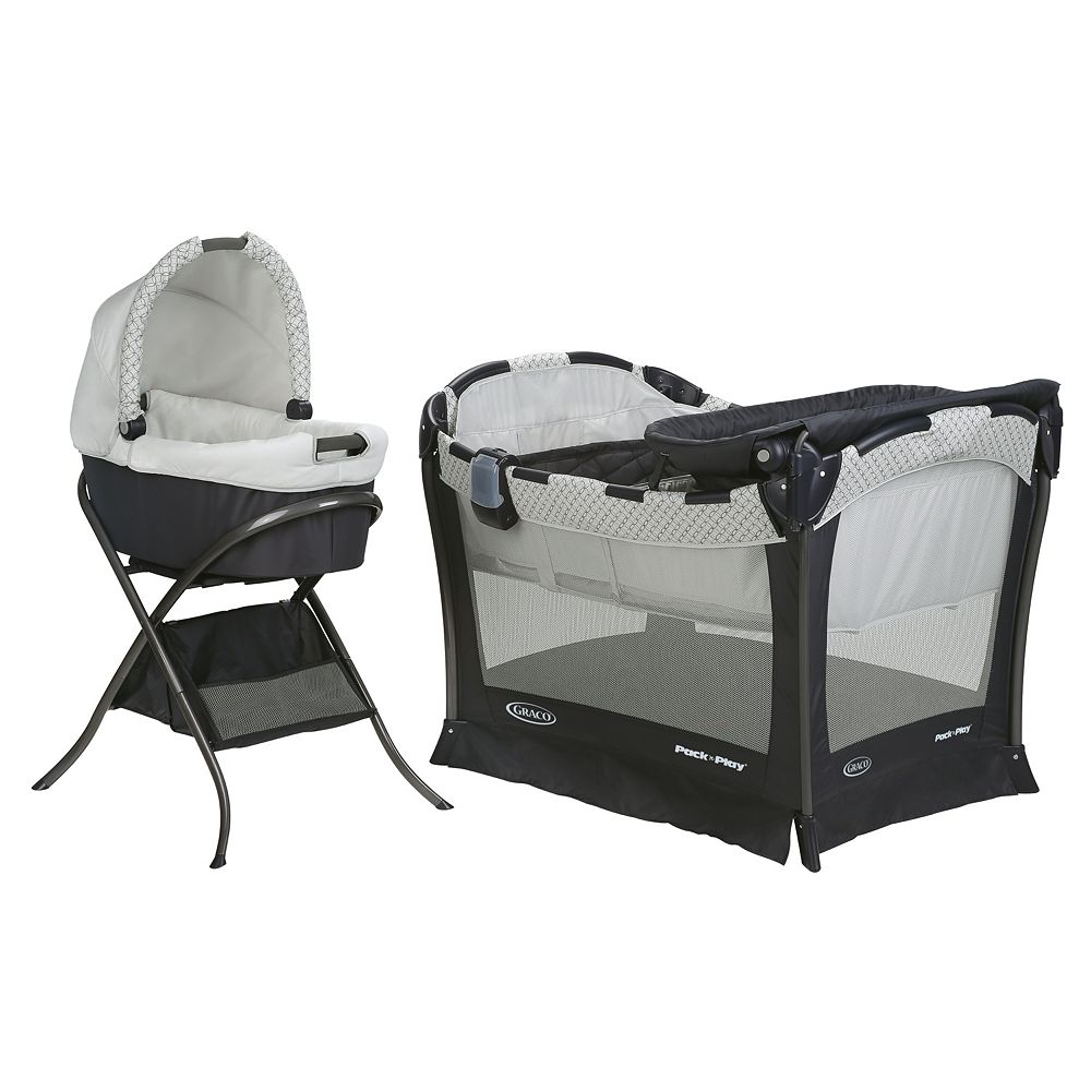 Graco Pack  n Play Day2Night Sleep System Bassinet. Pack  n Play Day2Night Sleep System Bassinet