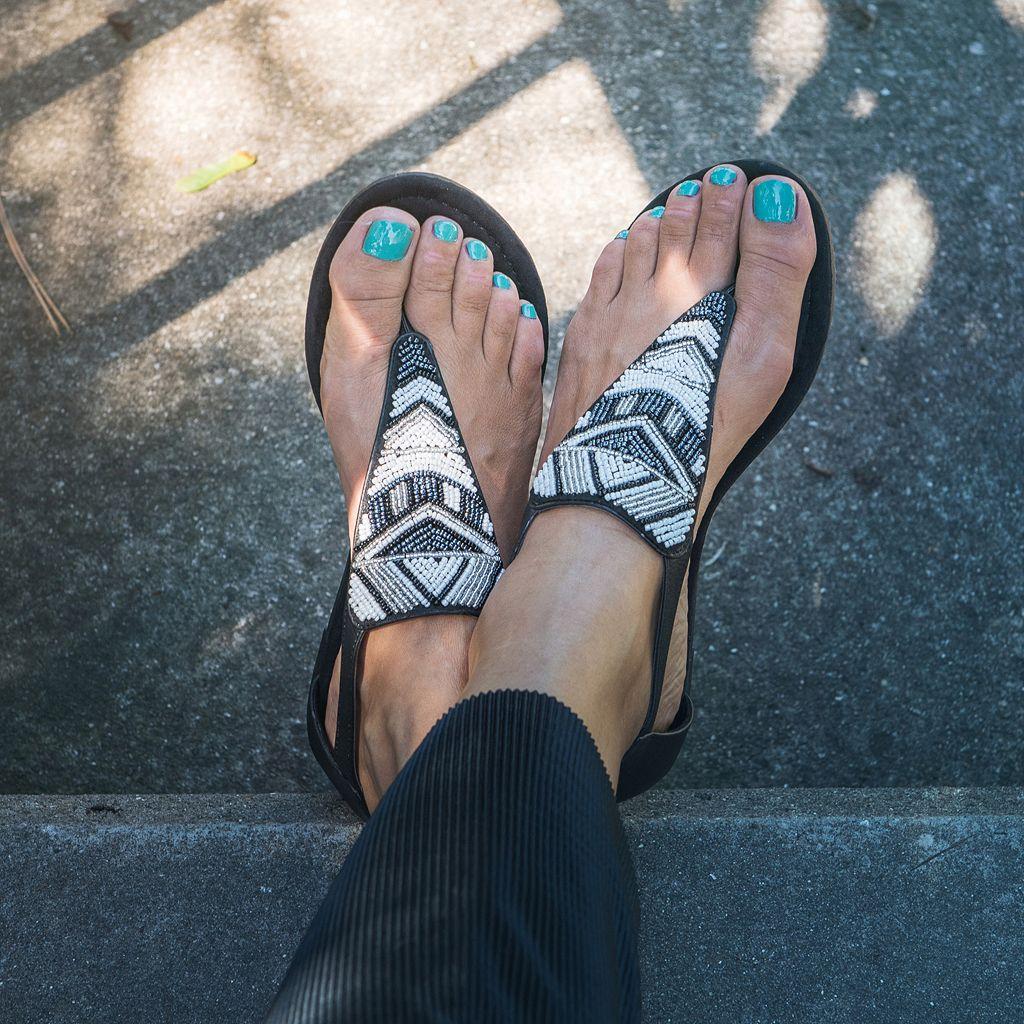 MUK LUKS Zena Women's Sandals