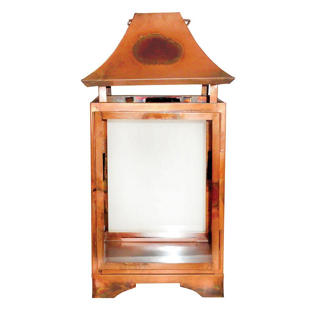 Pomeroy Indoor / Outdoor Lantern Candle Holder