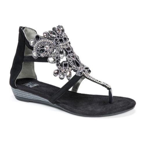 MUK LUKS Athena Women's Wedge Sandals