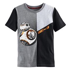 Boys 4-7x Star Wars a Collection for Kohl's Foiled BB-8 Tee