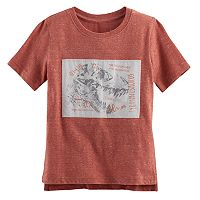 Boys 4-7x SONOMA Goods for Life™ Heathered Applique Graphic Tee