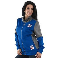 Women's Majestic New York Giants Speedy Fly Jacket