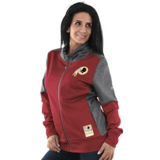 Women's Majestic Washington Redskins Speedy Fly Jacket